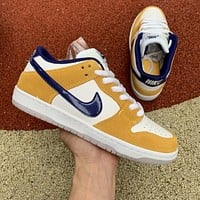 "Nike SB Dunk LoSp ""Ceramic"" retro low-top casual sports skateboard shoes"