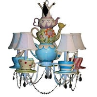 Alice In Wonderland Mad Hatter Tea Party by whimsicalcollections