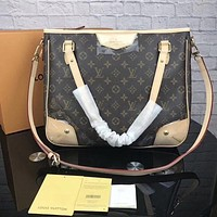lv louis vuitton womens tote bag handbag shopping leather tote crossbody satchel 64