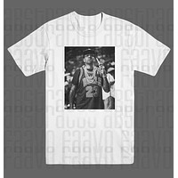 Allen Iverson Tribute Tee Jordan Chicago Bulls Philly T Shirt