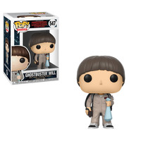 POP! Television: Stranger Things Series 2 - Ghostbuster Will