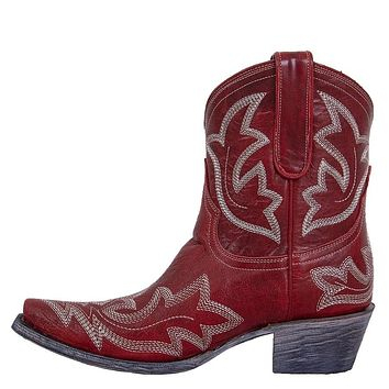 Women's Middle Heel Ankle Boots