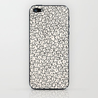 A Lot of Cats iPhone & iPod Skin by Kitten Rain | Society6