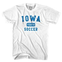 Iowa Youth Soccer T-shirt