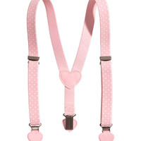 Suspenders - from H&M