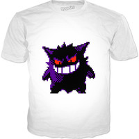 The Game Boy Version Of Gengar