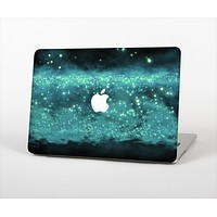 The Neon Green Stars Skin for the Apple MacBook Air 13""