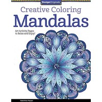 Creative Coloring Mandalas: Art Activity Pages to Relax and Enjoy! (Creative Coloring)