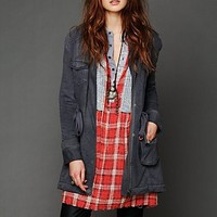 Free People Army Parka