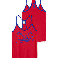 Chicago Cubs Strappy V-Neck Tank - PINK - Victoria's Secret