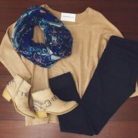In Case You Missed It Sweater $36.00
