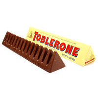 Giant 14-Ounce Toblerone Chocolate Bar | CandyWarehouse.com Online Candy Store