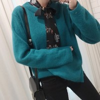 babirolen knit 64028 < 겨울시선-knit < FASHION / CLOTHES < WOMEN < KNIT&CARDIGAN < knit