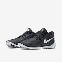 The Nike Free 5.0 Women's Running Shoe.