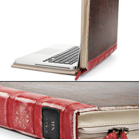 Twelve South 12-1001 BookBook, Hardback Leather Case for 13-inch MacBook Pro (Black)