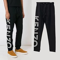 KENZO Men Women Casual Fashion Sport Pants Trousers Sweatpants