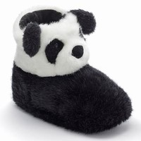 SO Panda Bootie Slippers - Juniors'