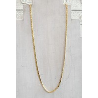 CNJ Vintage Baller Chain Necklace