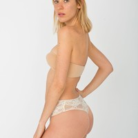 rsals312 - Stretch Floral Lace Thong
