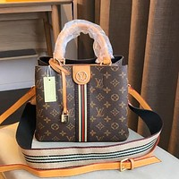 LV New Vintage Presbyopia Women's Tote Bag Handbag Shoulder Bag Messenger Bag