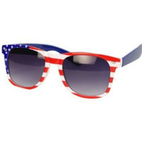 American Flag UV400 Sunglasses