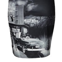 Plus Size Drive In Skirt - City Chic