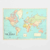 28x21 Map Poster
