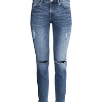 H&M - Ankle-length Jeans Skinny fit