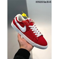 Nike Blazer Low Premium cheap Men's and women's nike shoes