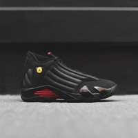 Nike Air Jordan 14 Retro - Black / Red DCCK