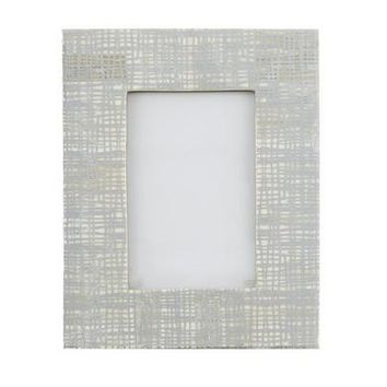 Griggo Silver Foiled Picture Frame