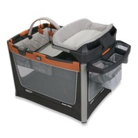 Graco® Pack 'n Play® Playard Smart Stations in Tangerine