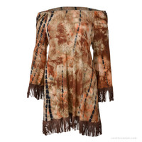 Mohave Sunset  Dress