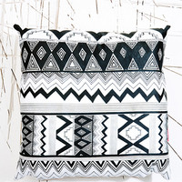 Ohh Deer Huipil Cushion - Urban Outfitters