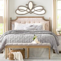 CoCo Luxury Pintuck 5PC Comforter Set