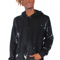 Sequin Pullover - 50% OFF