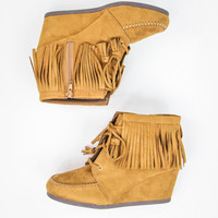 Classic Moccasin Wedges