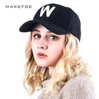 Trendy Winter Jacket Cotton Embroidery Letter W Baseball Cap Snapback Caps Bone casquette Hat Distressed Wearing Fitted Hat For Men Custom Hats AT_92_12