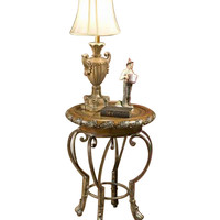 Butler Home Livingroom Furniture Accent Table Finish Type Light Heritage