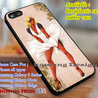Sexy Vintage Deadpool iPhone 6s 6 6s+ 6plus Cases Samsung Galaxy s5 s6 Edge+ NOTE 5 4 3 #other dl1