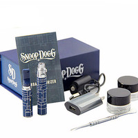 Herb vaporizer pen kit, with blister box case
