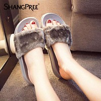 large Size 36-41 Hot Women Slippers Fashion Spring Summer Autumn