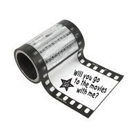 Silver Screen Sticky Notes