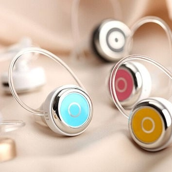 Candy Color Bluetooth Earphone = 1958516100