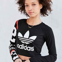 adidas Originals Basketball Numbers Long-Sleeve Tee