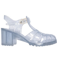 Sparkle Jelly Sandals