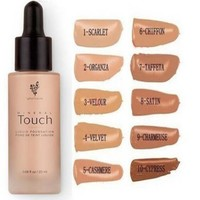 Younique Touch Skin Perfecting 10-color [10975214348]