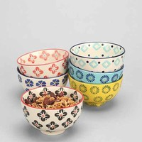 Floral Treat Bowl Set
