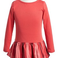 Girl's Tea Collection Tiered Dress,