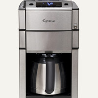 CoffeeTEAM PRO Therm Coffee Maker/Conical Burr Grinder Capresso